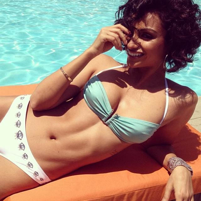 nazanin The 24 Hottest Girls On Instagram That Will Make Your Year Better
