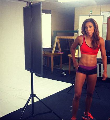 18 Lolo Jones USA Bobsled 18 Reasons Why The Winter Olympics Are Hotter Than The Summer Olympics
