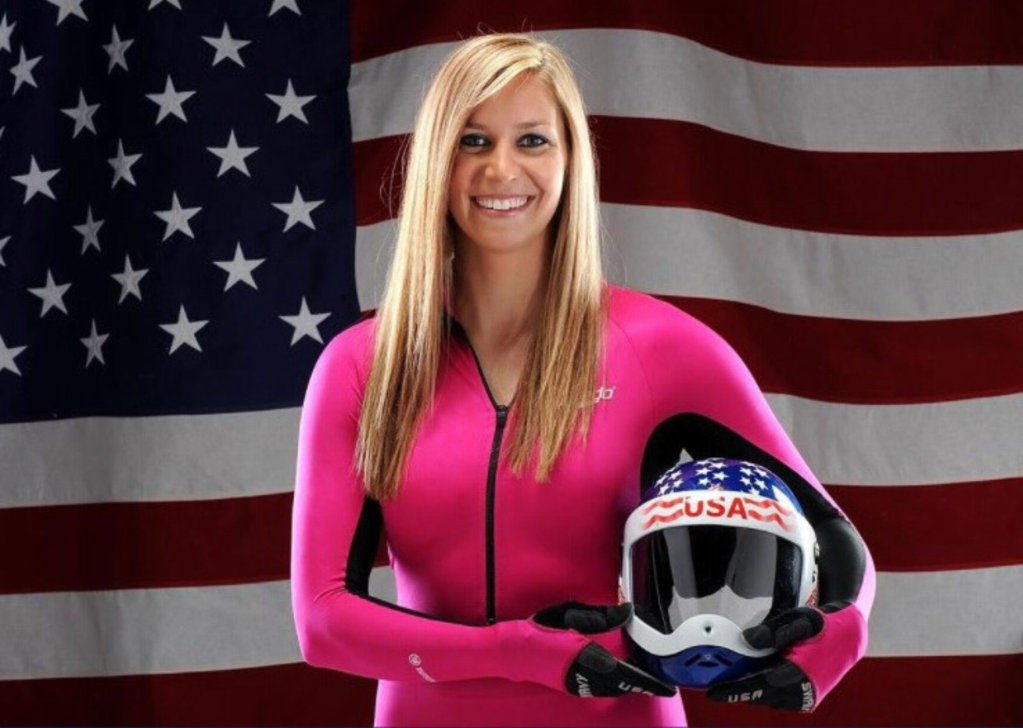 27 Noelle Pikus Pace USA Skeleton 18 Reasons Why The Winter Olympics Are Hotter Than The Summer Olympics