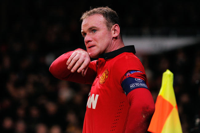 454921185 Wayne Rooney Tipped To Be New Manchester United Captain