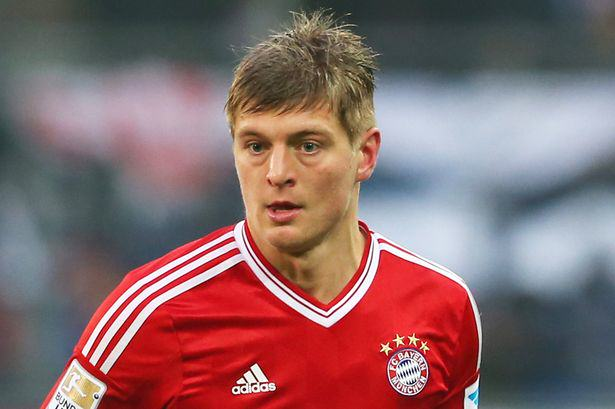 Toni Kroos 3088232 Man Utd Target Toni Kroos Admits No New Contract With Bayern On FB Page