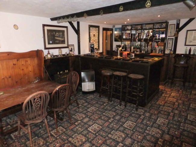 Birmingham House For Sale On Right Move Has Pub In Back Garden! garden pub 3