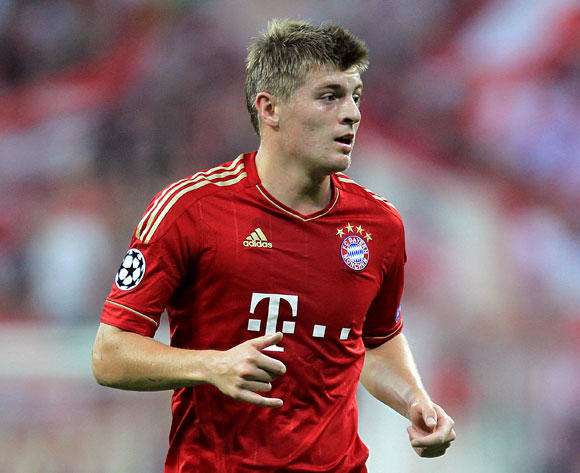 Toni Kroos Manchester United Are Favourites To Land This £25m Star