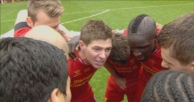 Stevie G Ready For Biggest Month Of His Career