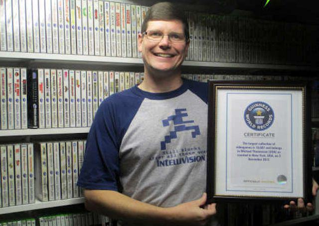 0001396247 WATCH: World's Largest Video Game Collection Sells For £440K