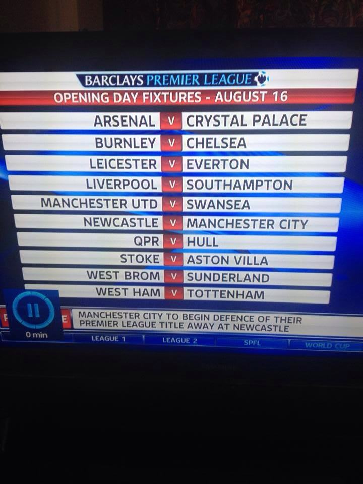 10341779 508534765958727 2105125310321550832 n The OFFICIAL 2014/15 Premier League Fixtures Are Here