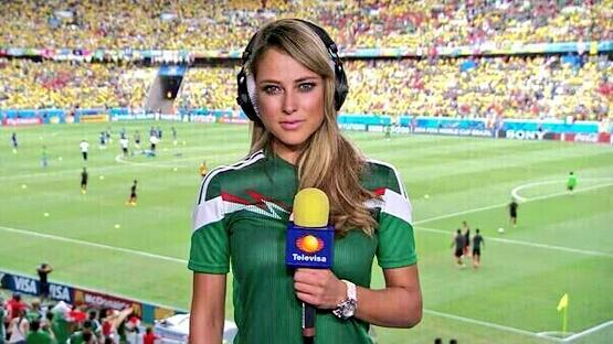 Mexicos World Cup Reporter Is NO Adrian Chiles BqW6CYlCUAAcYsV