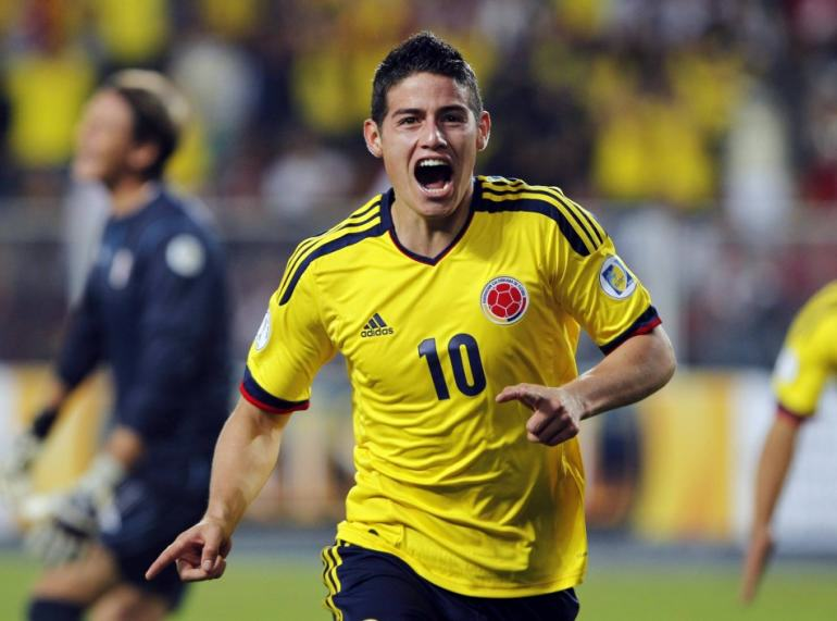 282778 james rodriguez Real Madrid Set To Seal James Rodriguez After Signing Kroos