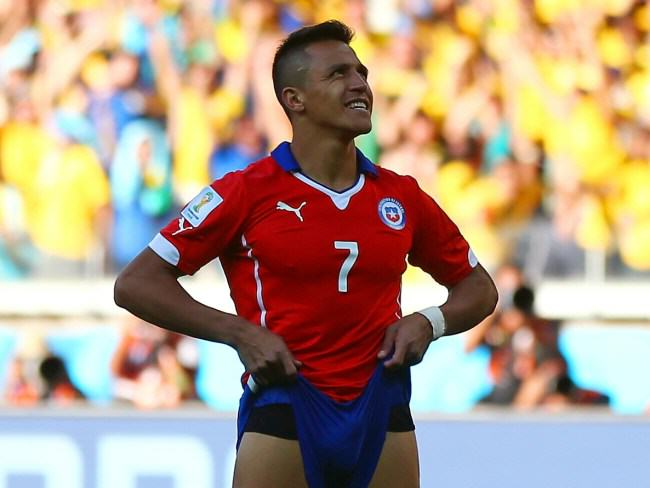 451390654 e1404556432385 Transfer News: Alexis Sanchez Move To Arsenal Is Complete