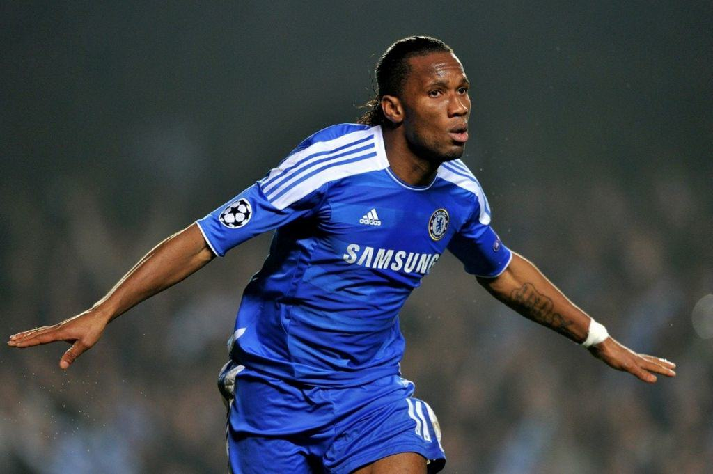 Chelsea Didier Drogba cropped 807192 Drogba Set For Chelsea Comeback Before Joining Coaching Staff Permanently