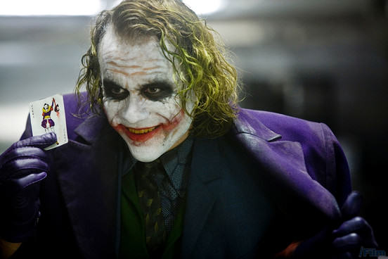 DarkKnightHeathLedger600Gb280312 The Inspiration For Heath Ledgers Joker Is Incredible