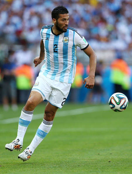 Ezequiel+Garay+Argentina+v+Iran+Group+F+2014+30pAnEyJW6el 2014 World Cup Team Of The Tournament
