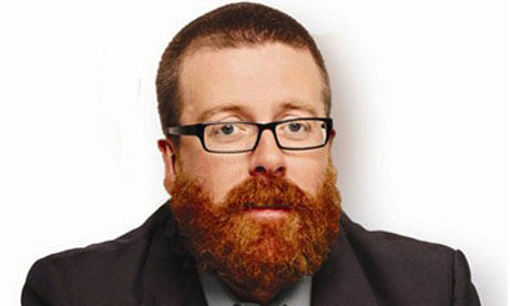 Frankie Boyle in Tramadol 006 Frankie Boyle Has Landed Himself A Film Role