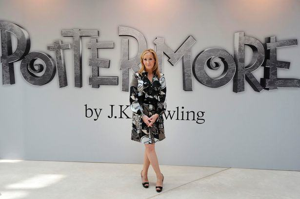 JK Rowling JK Rowling Reveals New Harry Potter Grown Up Book