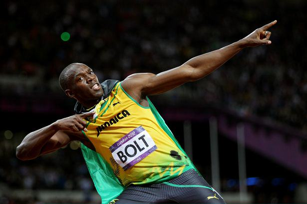 Usain Bolt Is This Proof That Usain Bolt Is A Member Of The Illuminati?