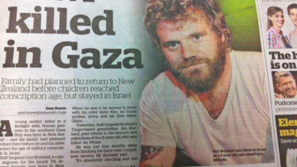 dunn Newspaper Runs Photo Of Ryan Dunn Instead Of Dead Israeli Soldier