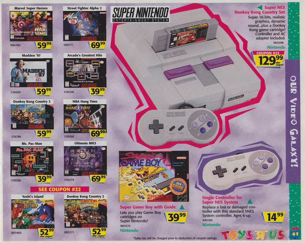 These 1997 Toys R Us Adverts Are Stupidly Nostalgic eTAE3UK