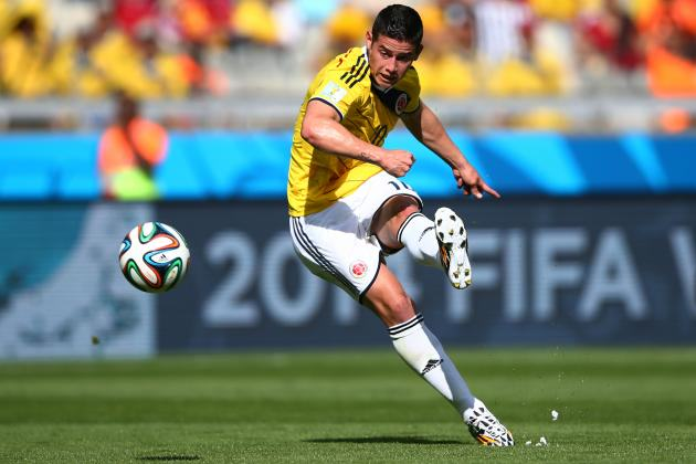 Manchester United Are Set To Bid £65 Million For James Rodriguez hi res e1e8e7080b9a5bf847ab4667e96c8d6c crop north