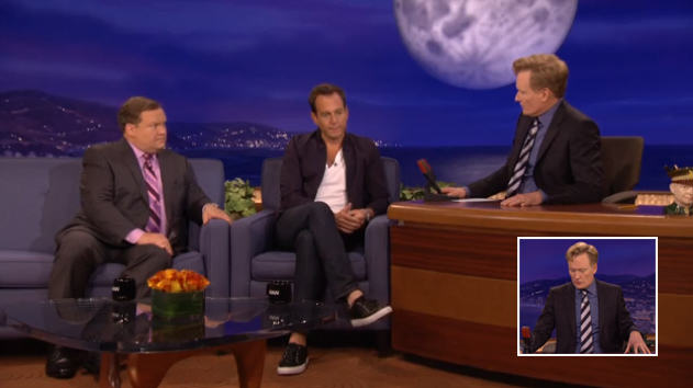 112 TV Host Conan OBrien Breaks Robin Williams Death To Guests And Audience