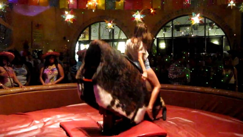 maxresdefault1 Sexiest Mechanical Bull Ride Of All Time