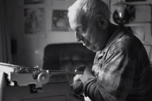 Old Man With Severe Disability Creates Amazing Pieces Of Art