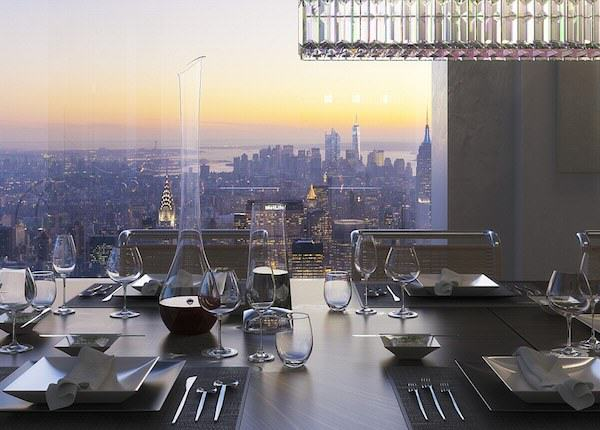 1015 This Is What A $95M Apartment In NYC Looks Like