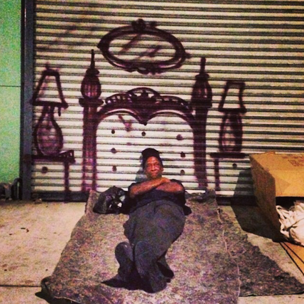 27 Graffiti Artist Makes Homeless Peoples Dreams Come True