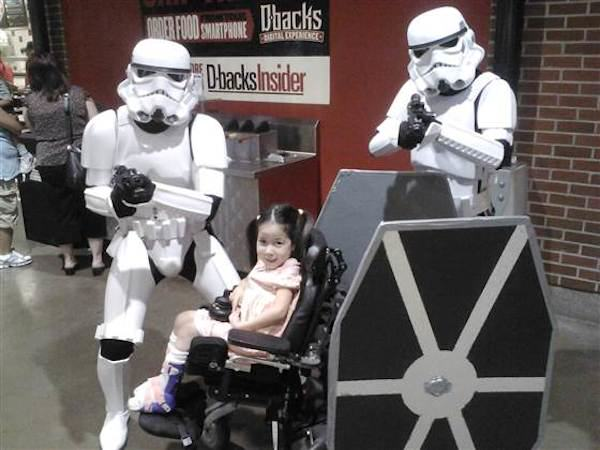 Lauren Byrd Parents Make Amazing Halloween Costumes For Their Disabled Kids