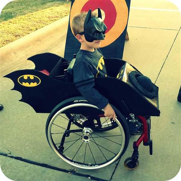 McLelland Parents Make Amazing Halloween Costumes For Their Disabled Kids