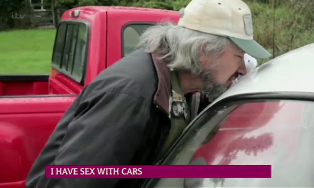 man who has sex with cars 3