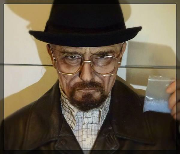 walterwhite This Makeup Artists Transformations Are Unreal