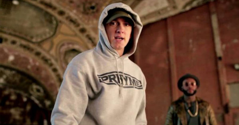 162 42 Year Old Eminem Is Still A Better Freestyler Than Most In The Game