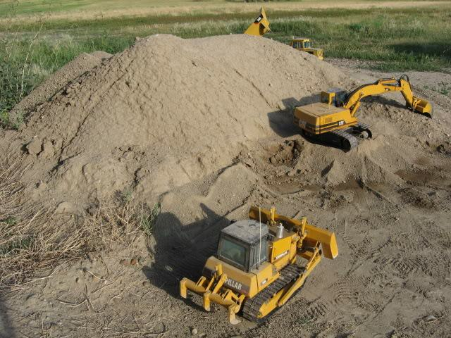 Joe Basement 315 Guy Spends 9 Years Digging Out Basement With Remote Controlled Diggers