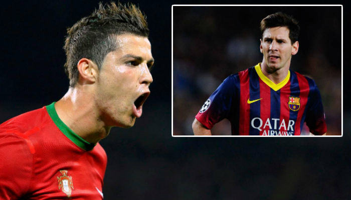 Ronaldo web thumb Ronaldo Threatens To Sue Over Alleged Messi Nickname