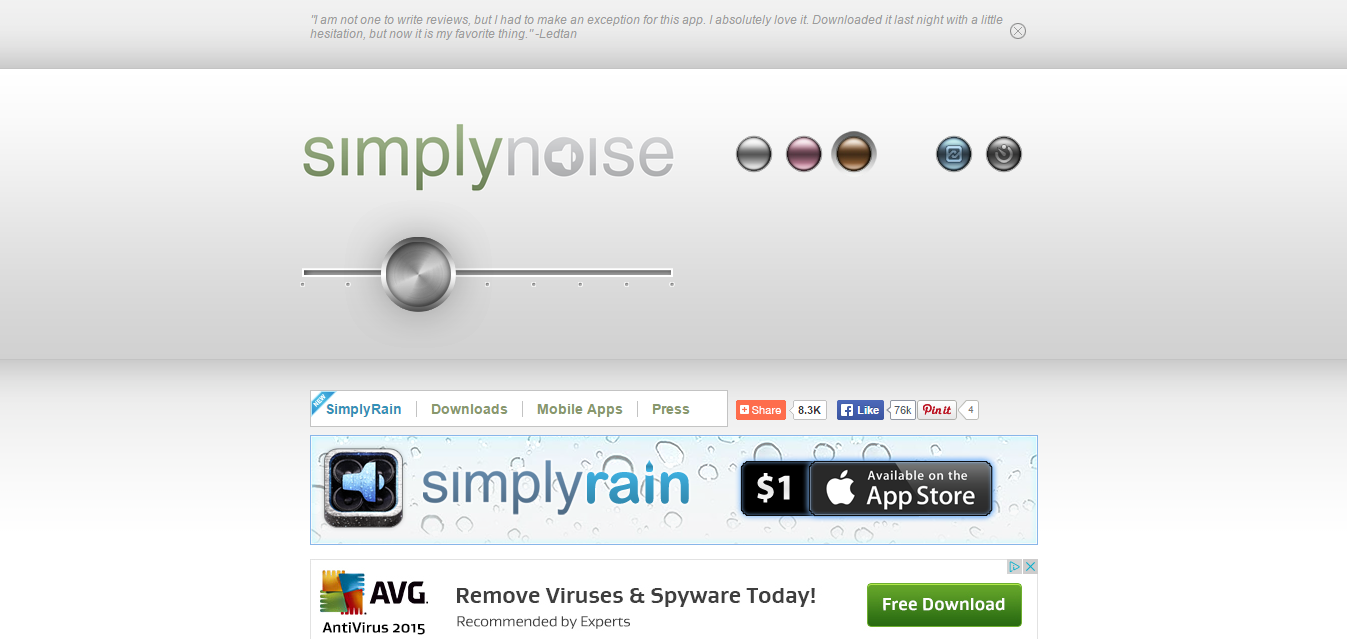 Simplynoise The Weird, Wonderful And Useless Websites Of The World   Part 1