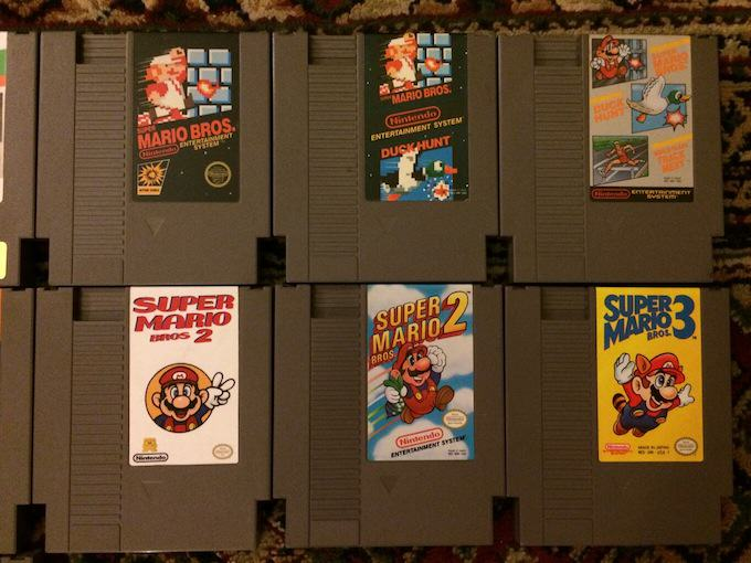 lecsg3jpwm808xlh214u This Guy Is Selling Every Single Original Nintendo Game Ever Made