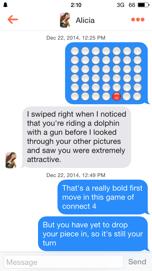 10 This Lads Tinder Game Is So On Point He Always Gets Their Number