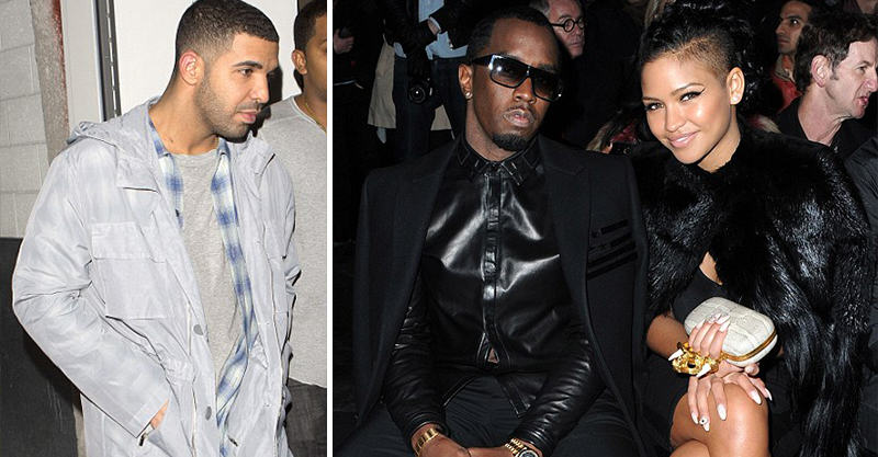 164 P Diddy Put Drake In The Hospital For Flirting With His Missus