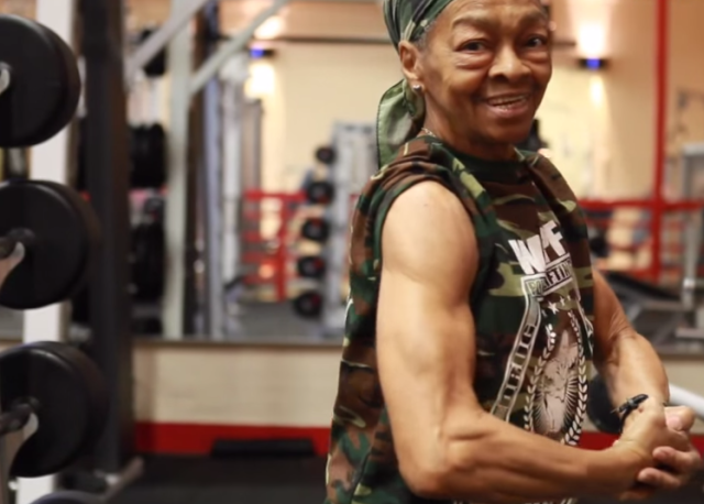 2014 11 30 1635 This 77 Year Old Power Lifting Granny Is Stronger Than You