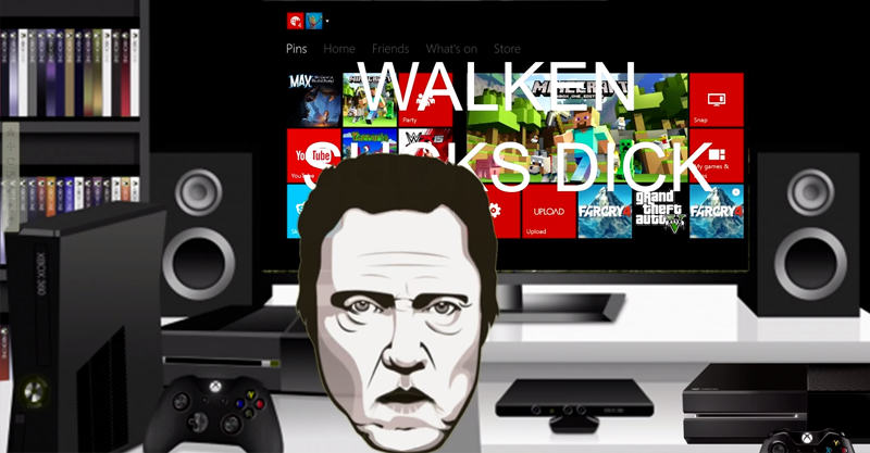 228 Guy Hilariously Trolls Xbox Live Support As Christopher Walken