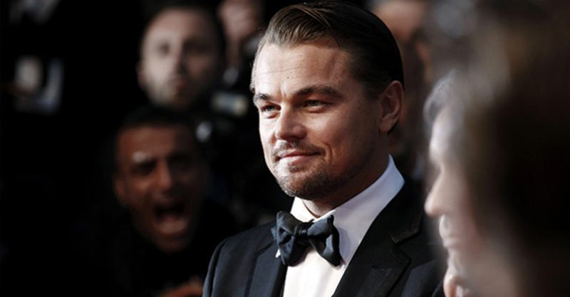 Leonardo DiCaprio Dumps Model Girlfriend, Leaves Club With 20 Girls 234