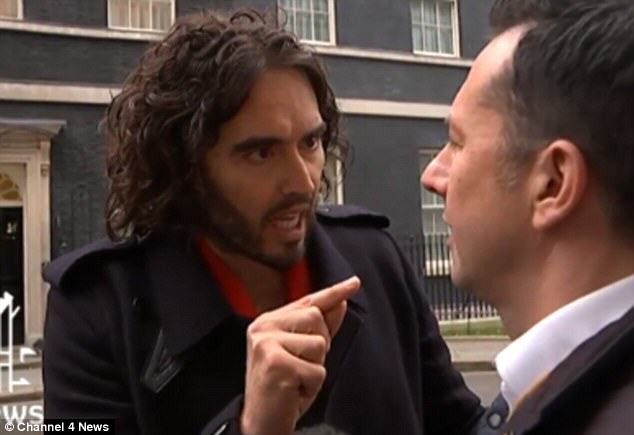 23A9218300000578 0 image 28 1417518260462 Never Ask Russell Brand How Much His House Is Worth