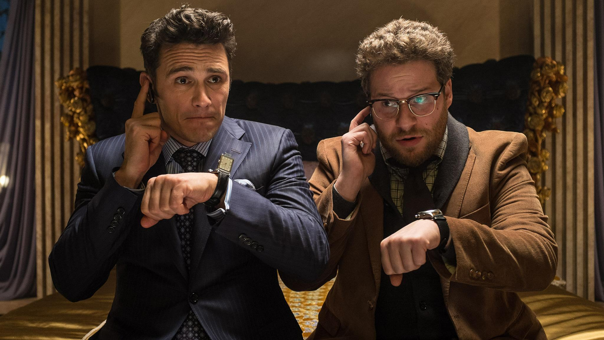 3040247 poster the interviewrogenfranco The Interview Is Becoming The Most Highly Rated Film On IMDB