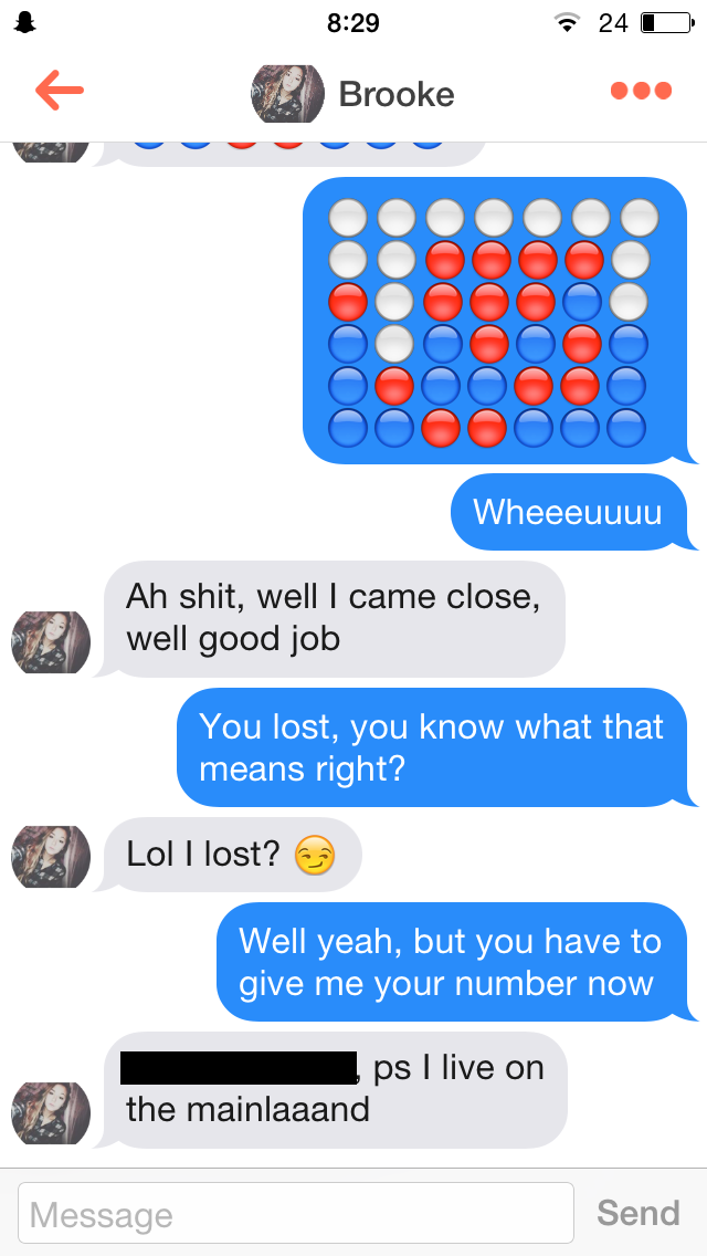 51 This Lads Tinder Game Is So On Point He Always Gets Their Number