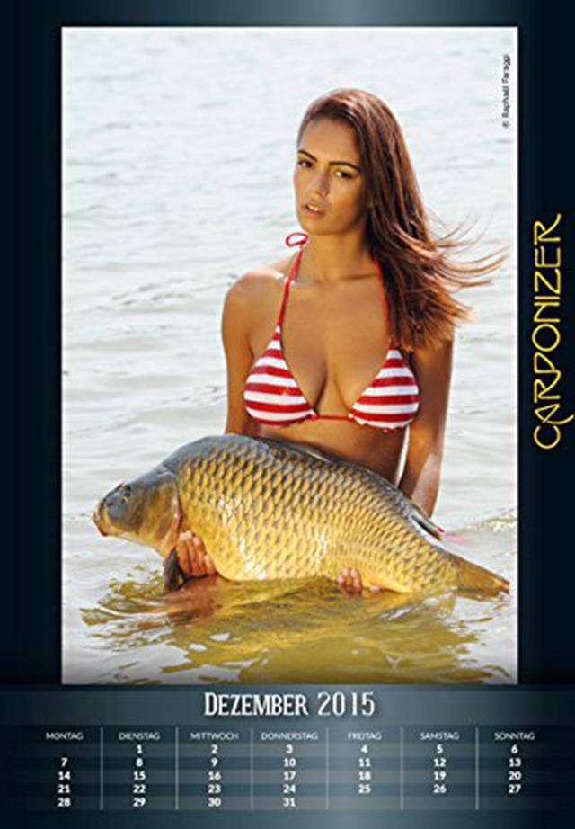 ad 154006991 This Calendar Dedicated To Carp And Naked Women Is A Real Thing