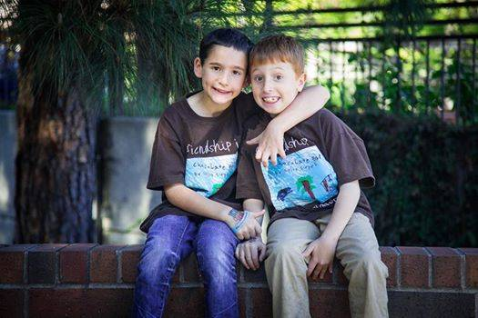 ad 154847526 Little Lad Raises $1M To Help Research Best Mate's Incurable Disease