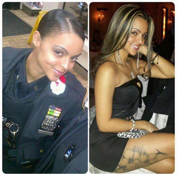 cop 2 Female New York Cops In Trouble For Taking Sexy Selfies