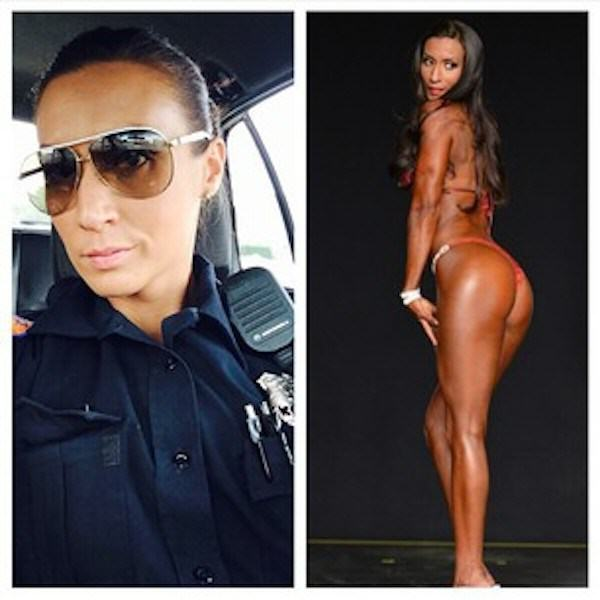 cop 8 Female New York Cops In Trouble For Taking Sexy Selfies