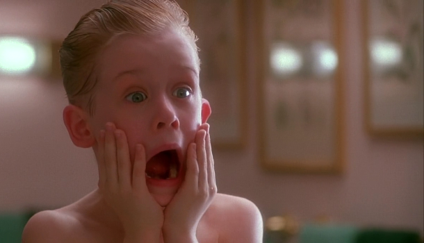 home alone christmas countdown Someone Turned Home Alone Into A Horror Film