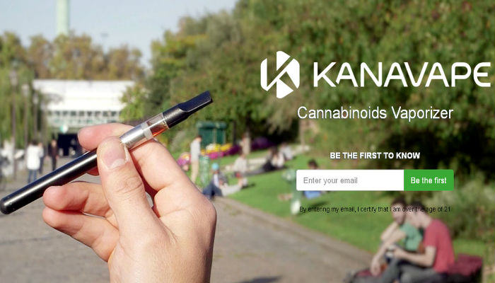 kanavape web thumb E Joints Will Be Legally Available In The UK In January